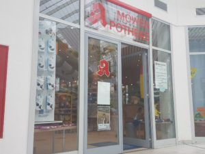 Möwen-Apotheke Greifswald